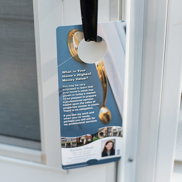 Door Hanger Cards