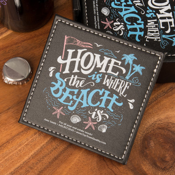 Personalized Coaster Sets