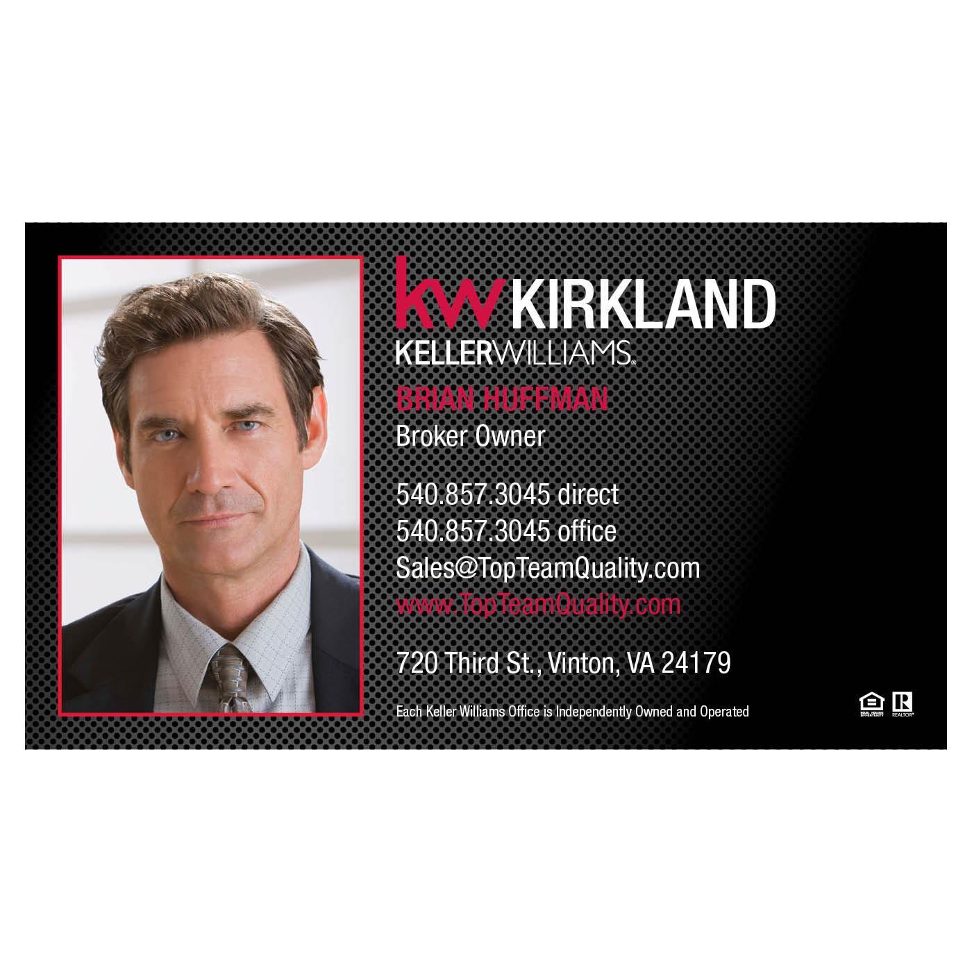 Keller Williams Business Card