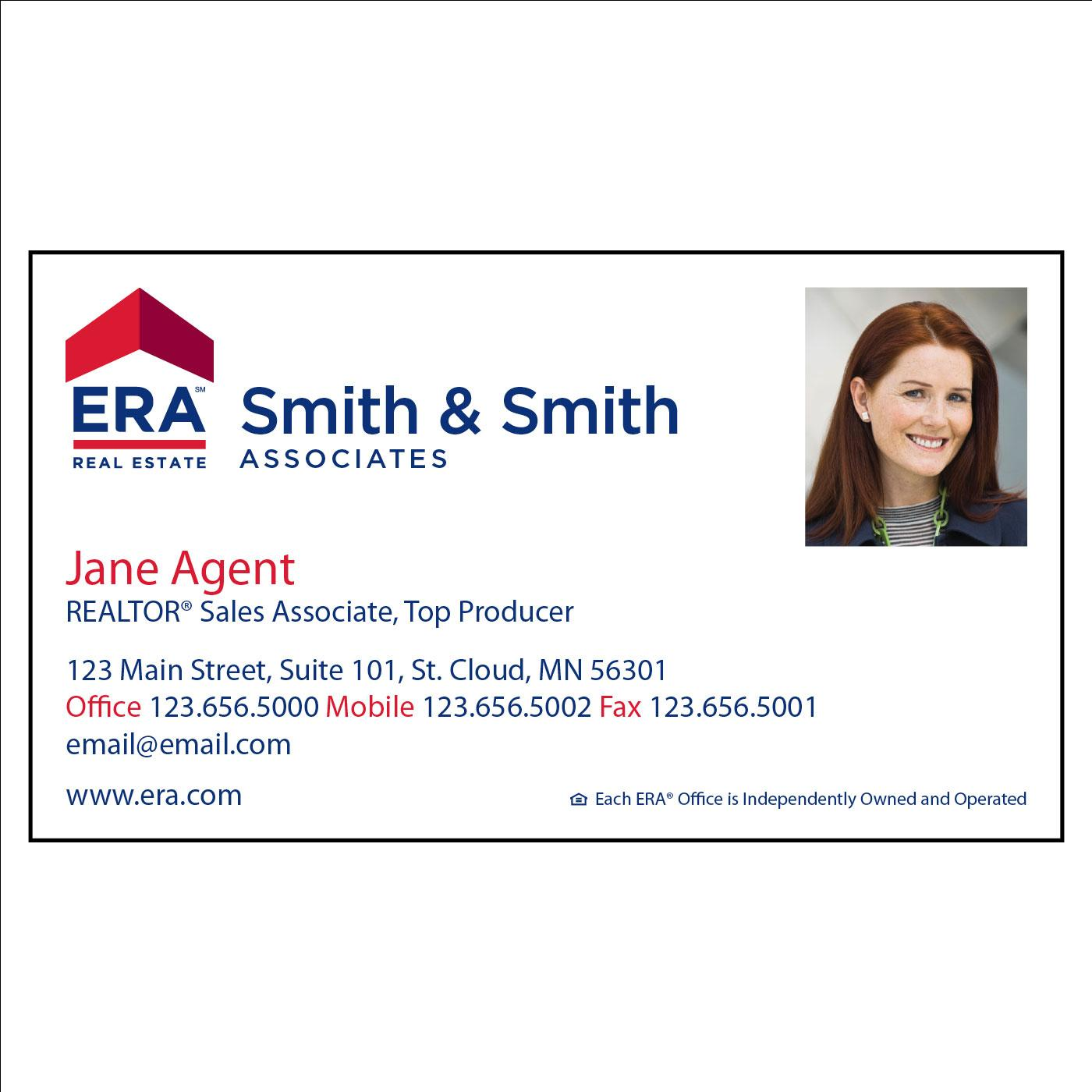 ERA Standard Business Card