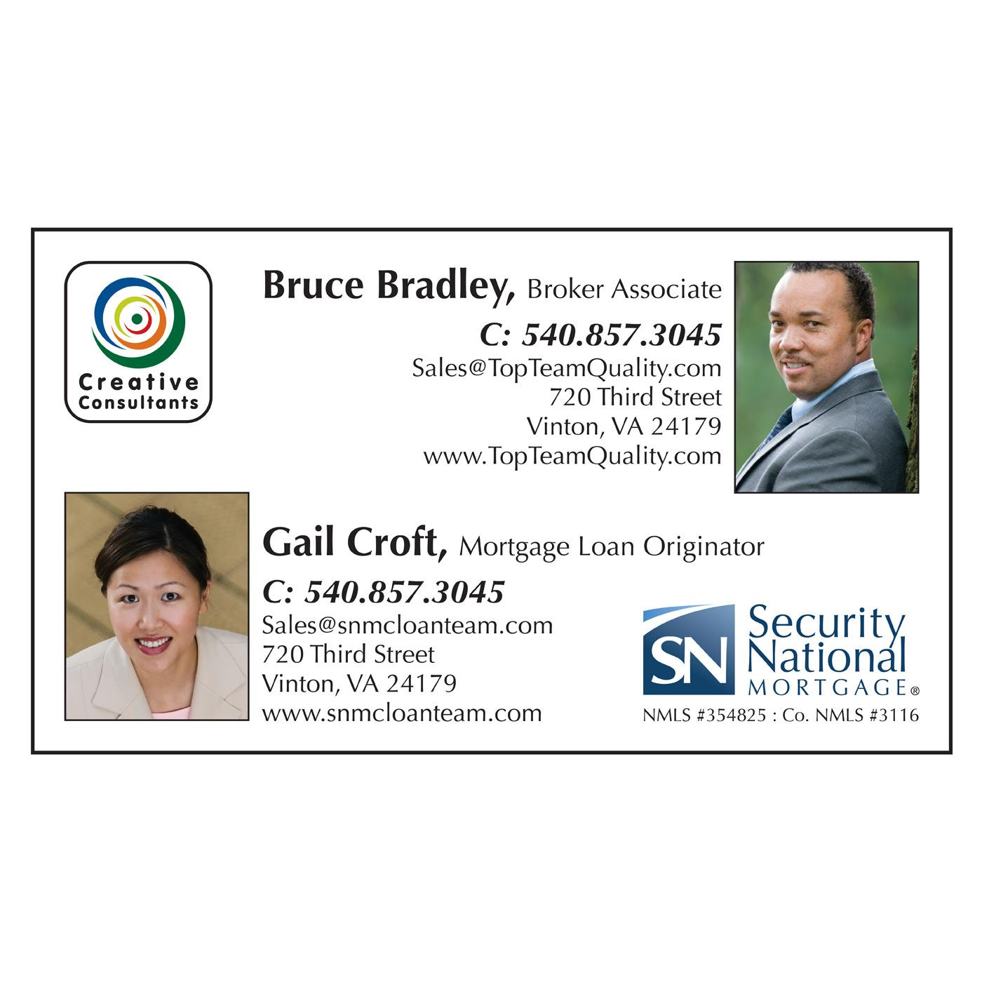 Security National Mortgage Card