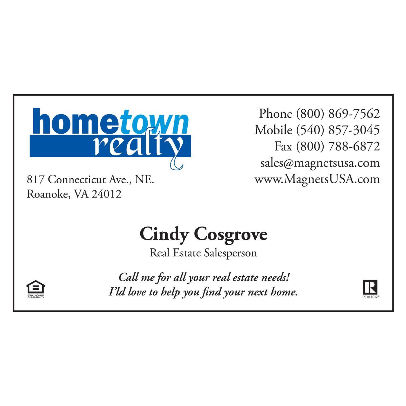 Custom Logo Paper Business Card