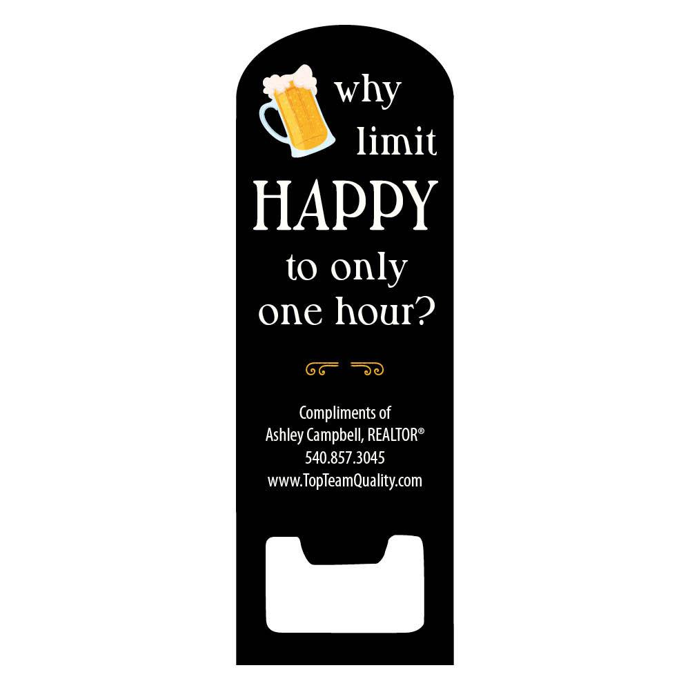 happy hour bottle opener
