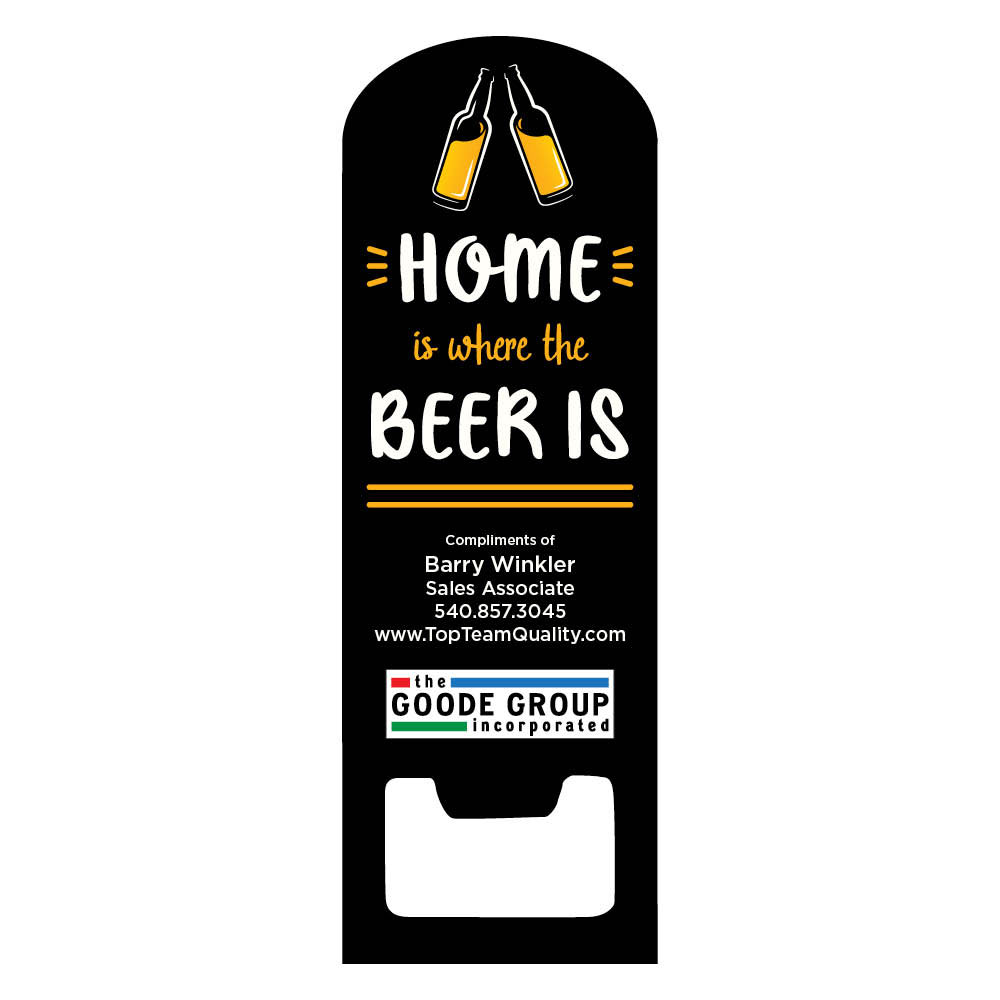 beer stainless steel bottle opener
