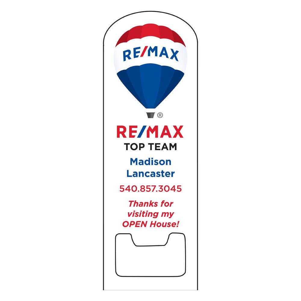 REMAX White Bottle Opener Arc
