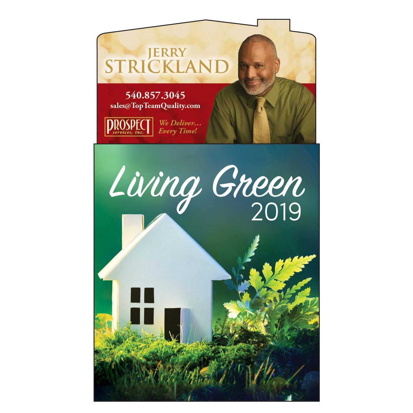 Calendar Magnet for Green Living