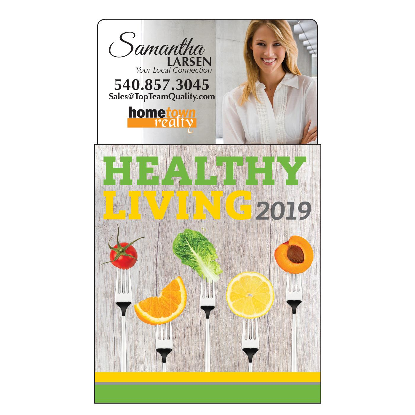 Calendar Magnet with Health Tips