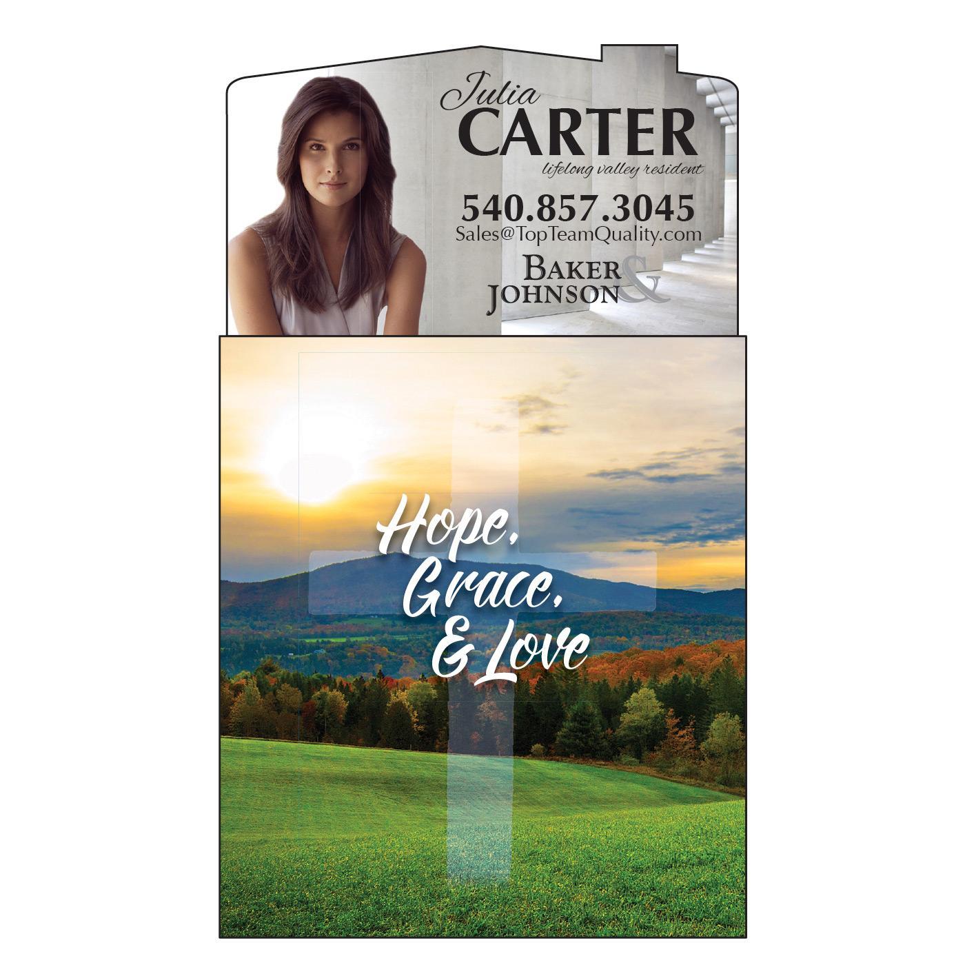 Christian Calendar Magnet