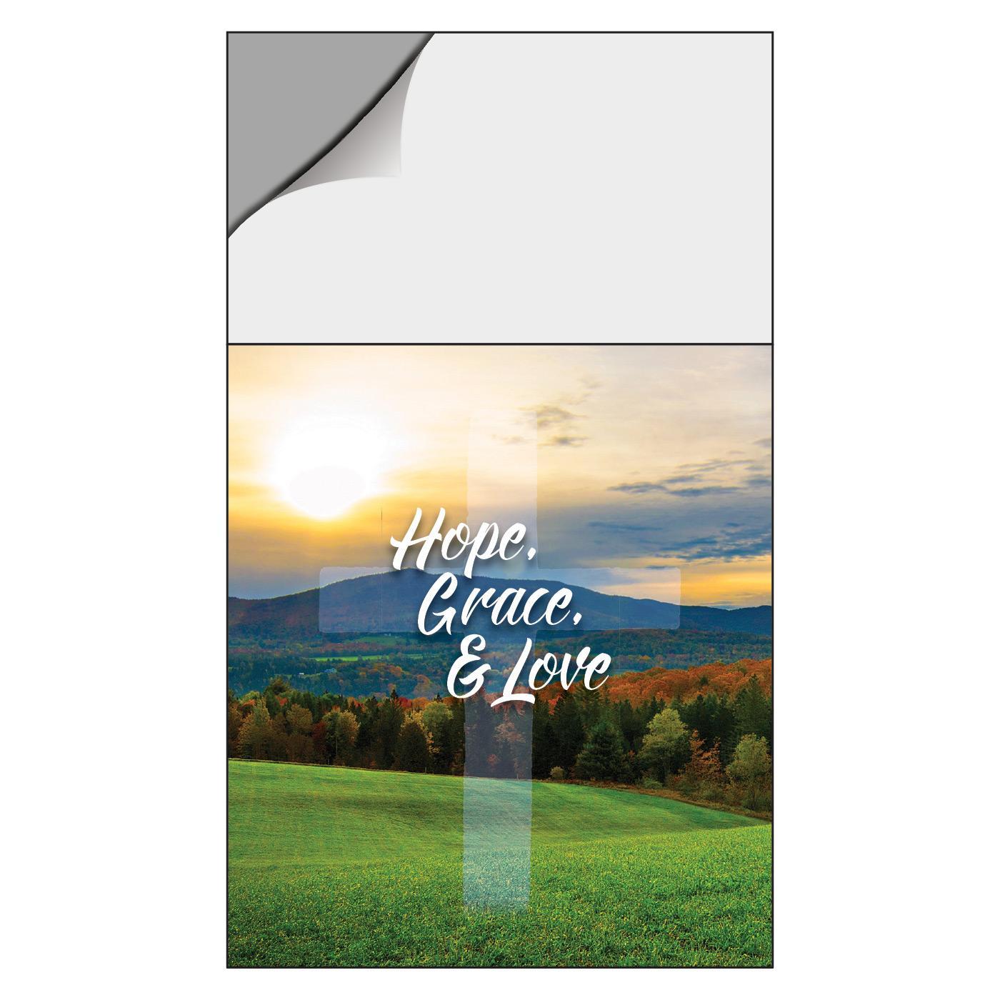 Calendar Magnet for Christians