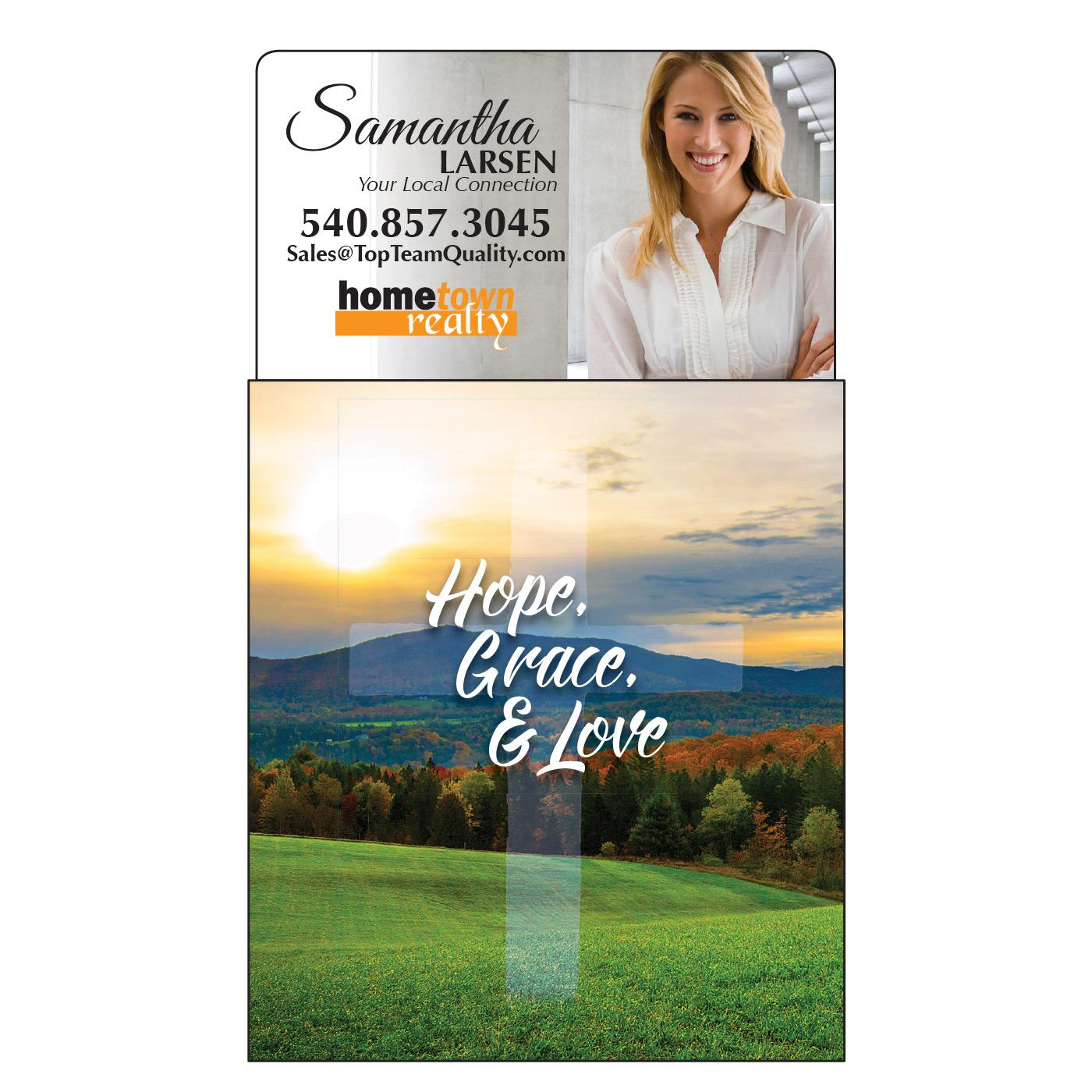 Magnetic Calendar with Bible Verses