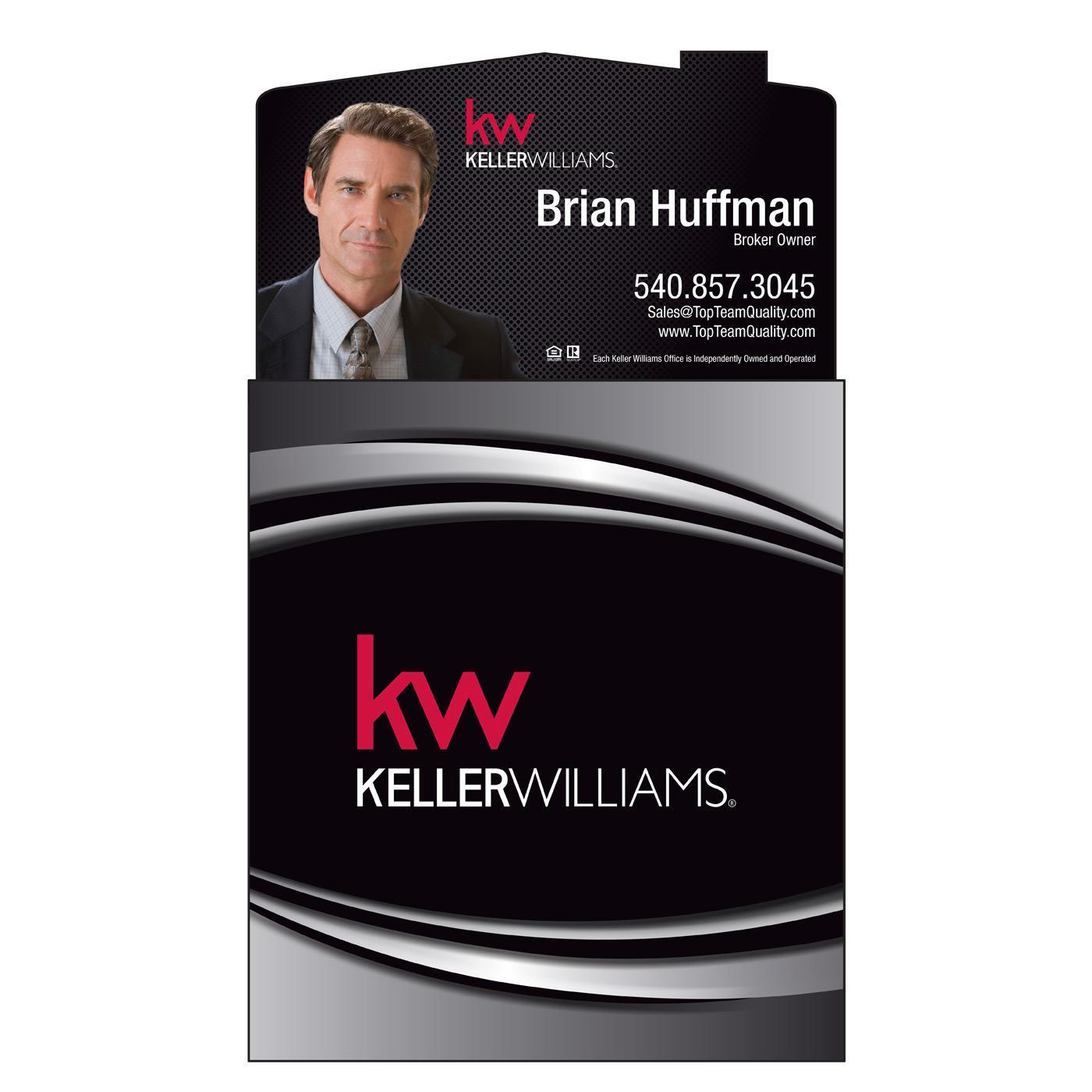 Calendar Magnet for Keller Williams