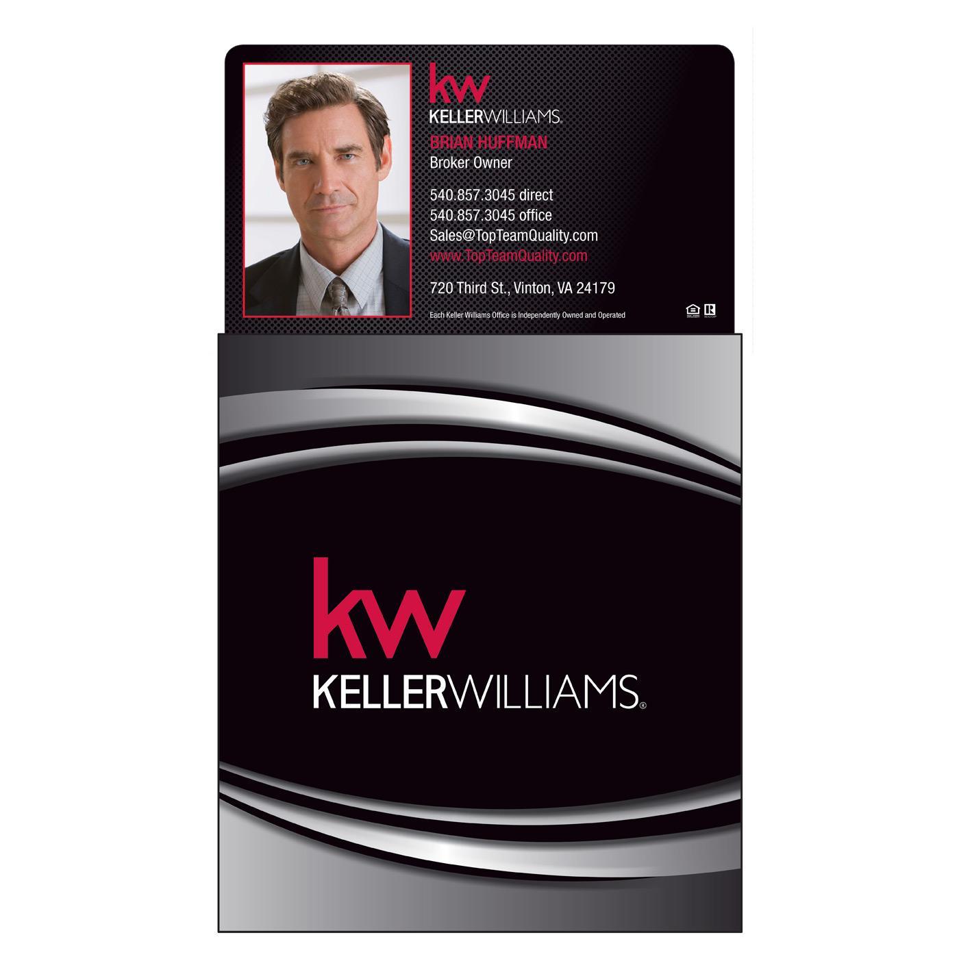 Keller Williams Magnetic Calendar