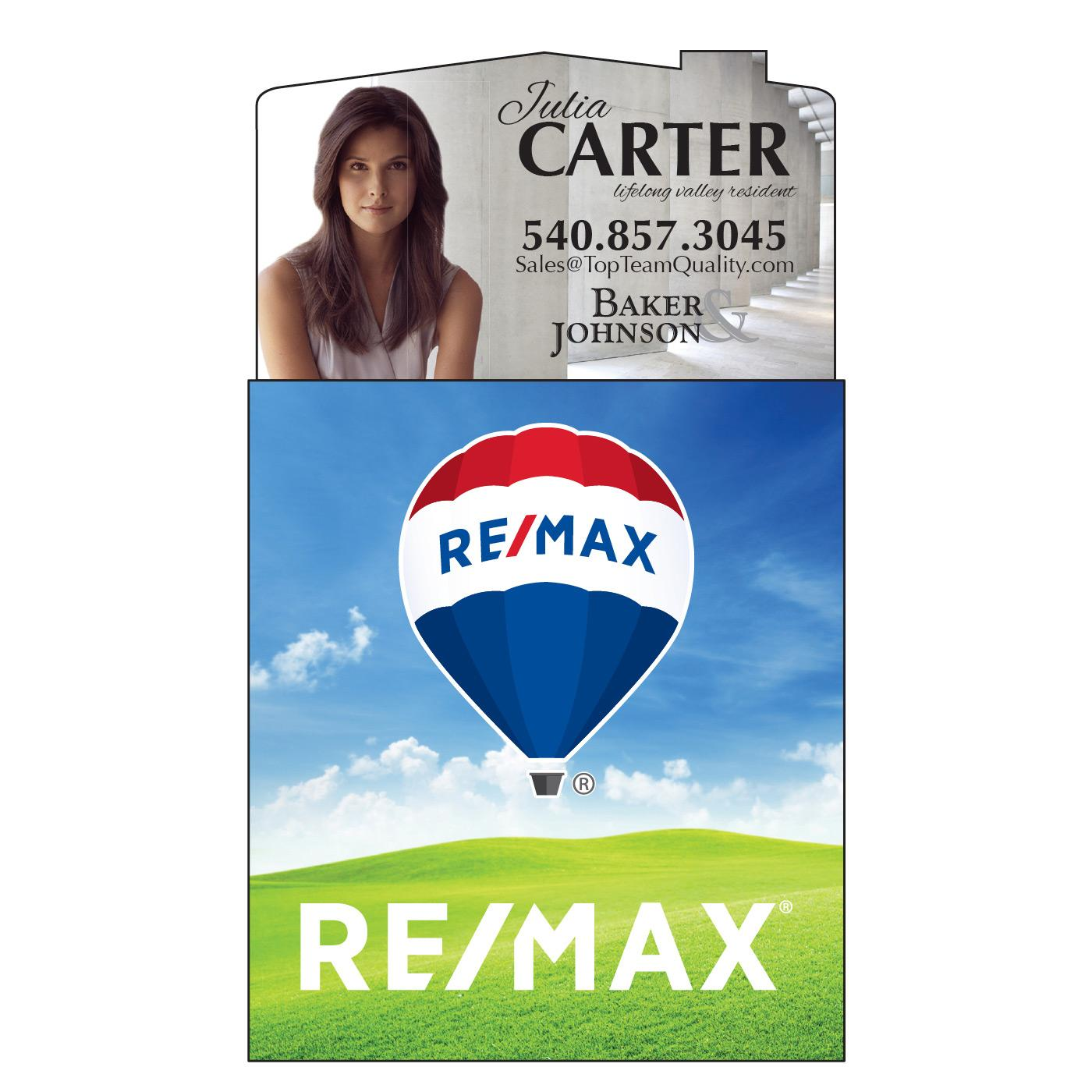Calendar Magnet for RE/MAX agents