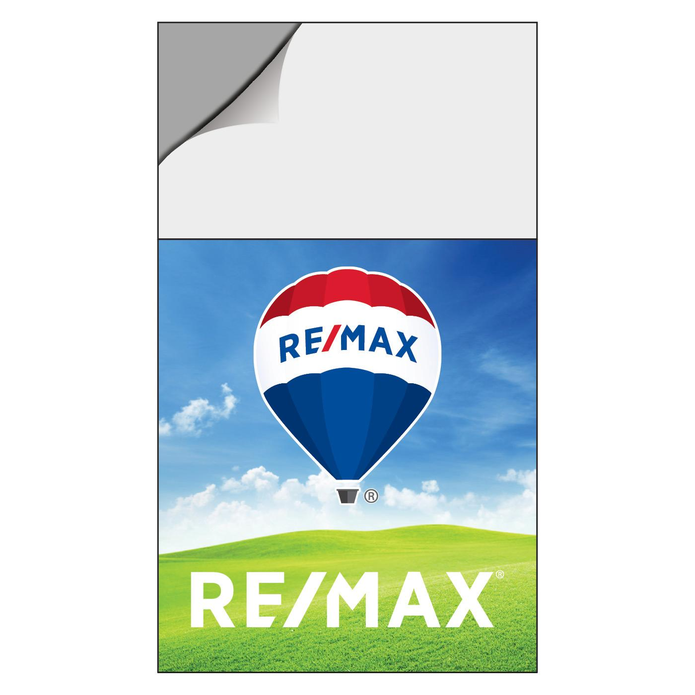 Low-cost RE/MAX marketing calendar