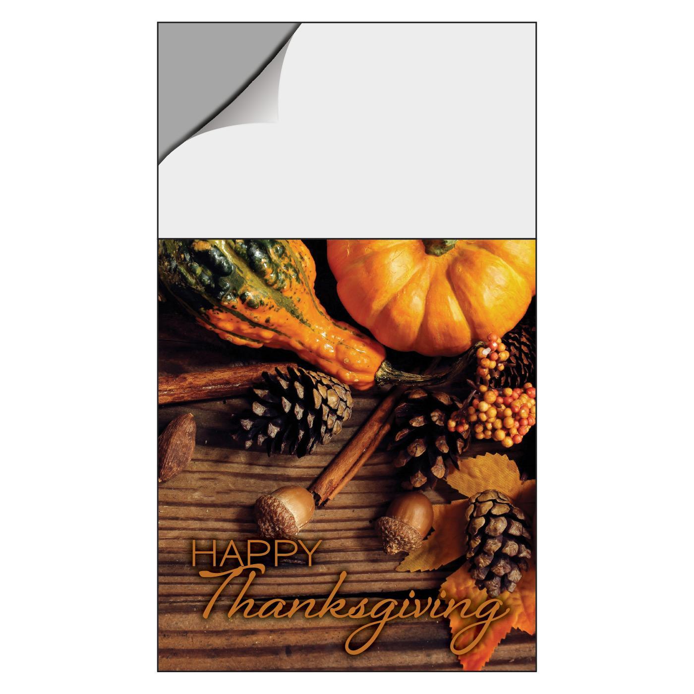 Thanksgiving Magnetic Calendar