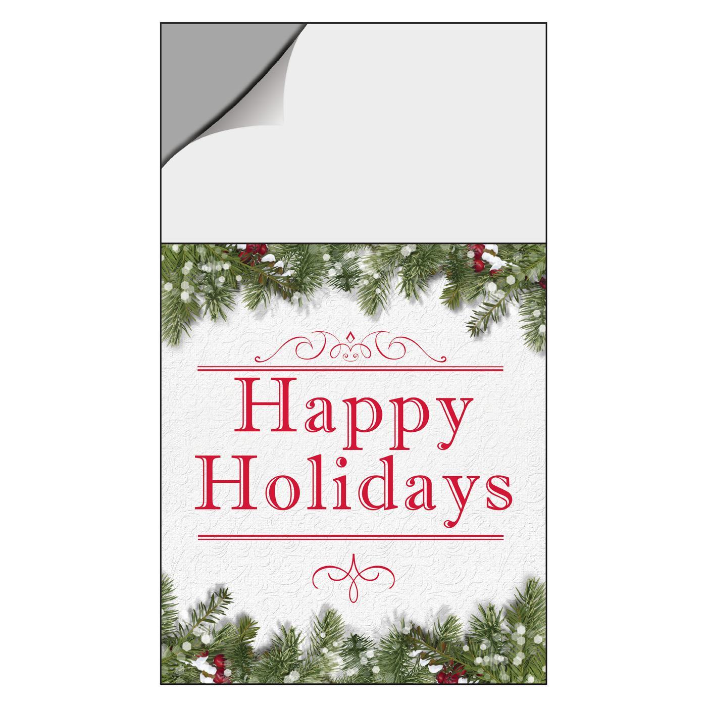 Budget-Friendly Calendar Magnet