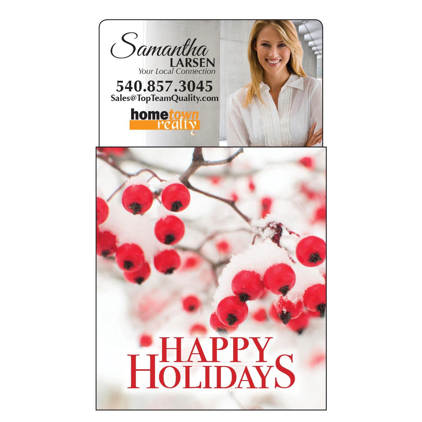 Calendar Magnet for Marketing