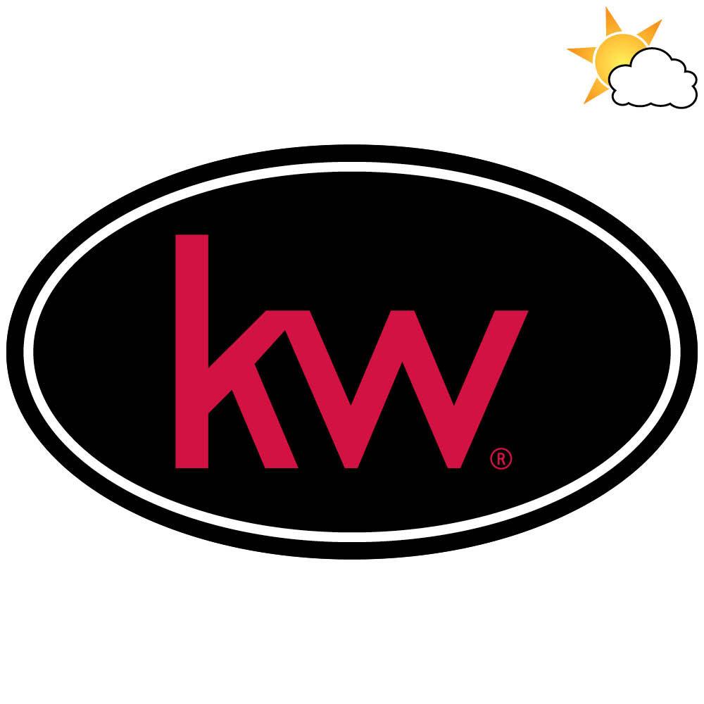 Keller Williams Logo Car Magnet