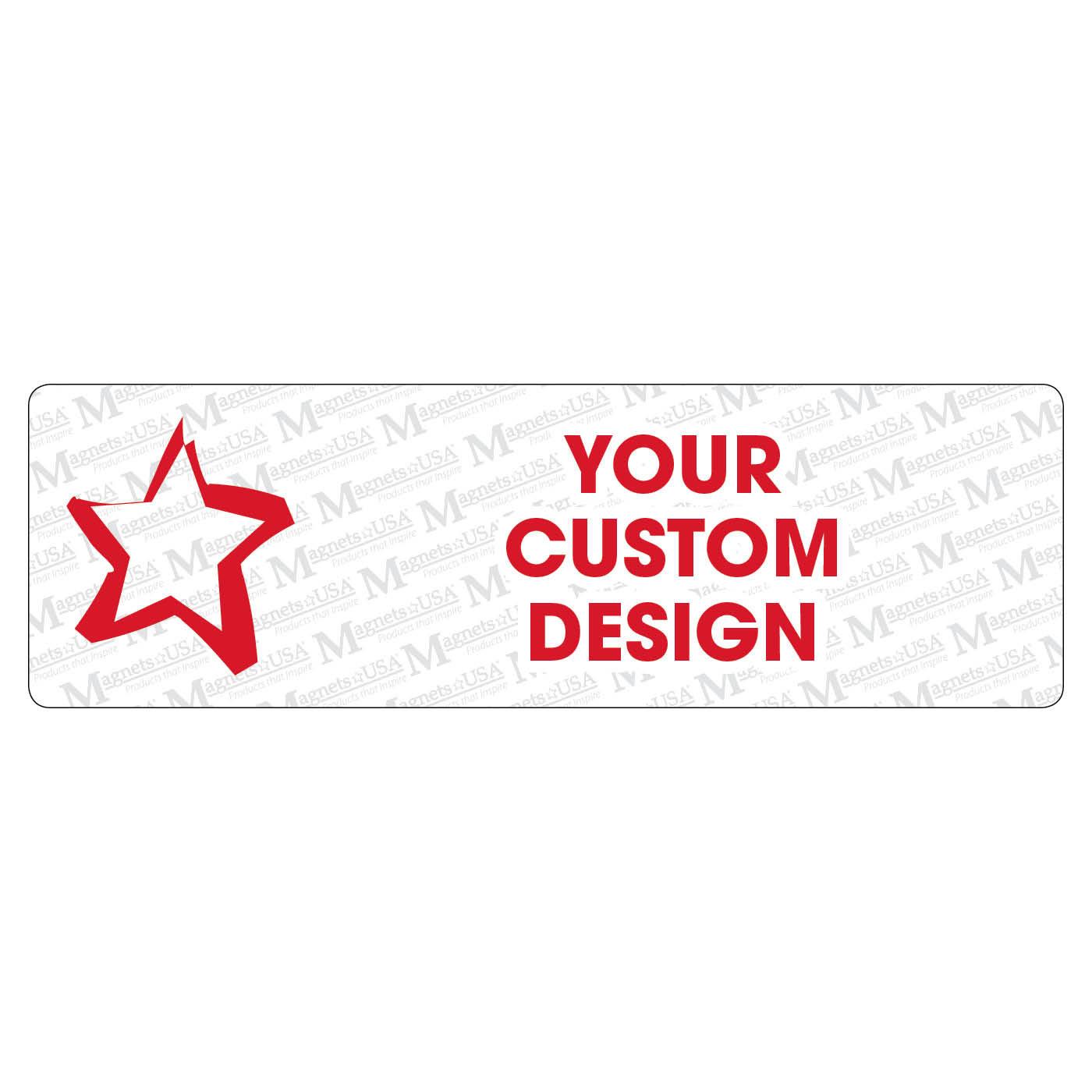Custom Design Car Magnet