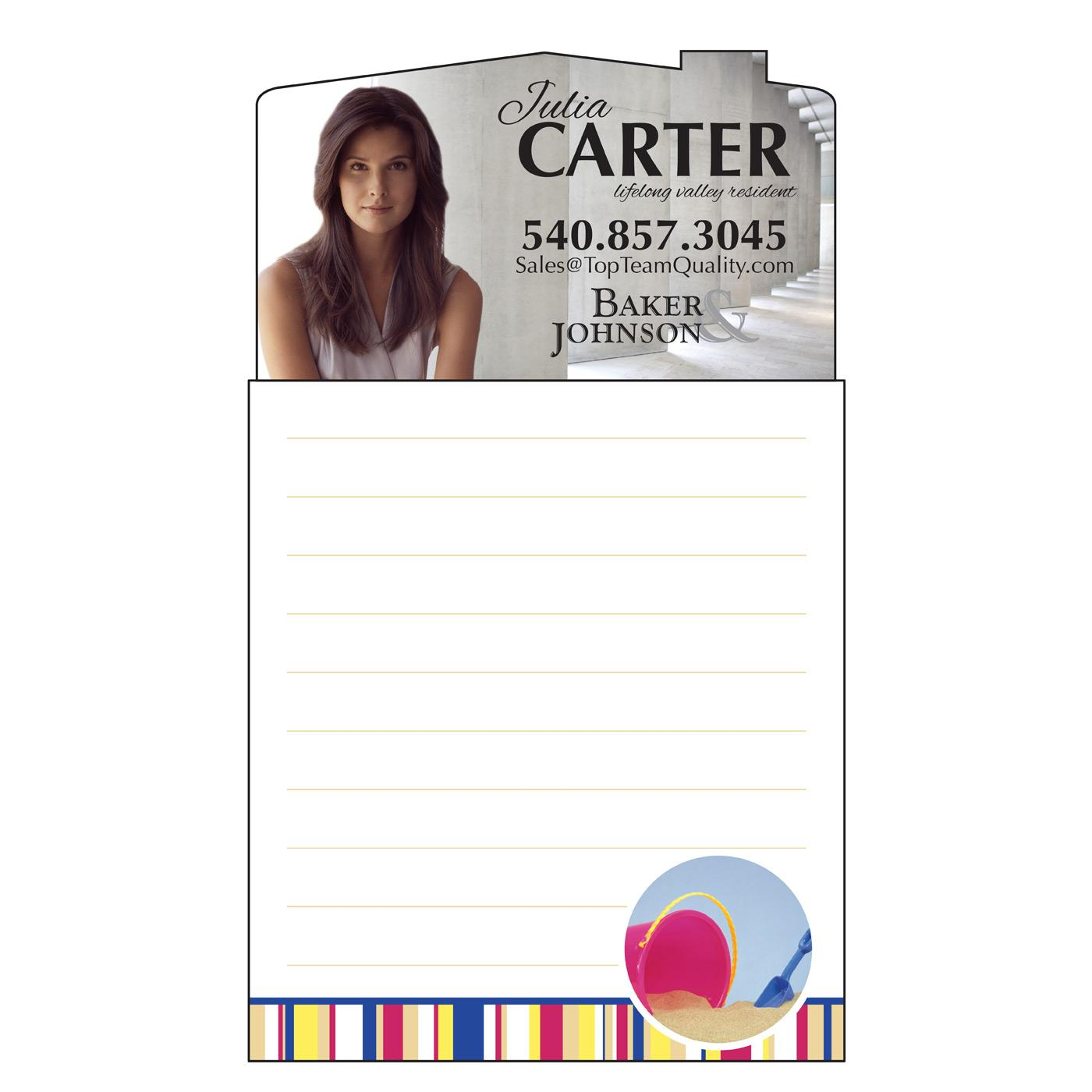 magnetic notepad for marketing gift