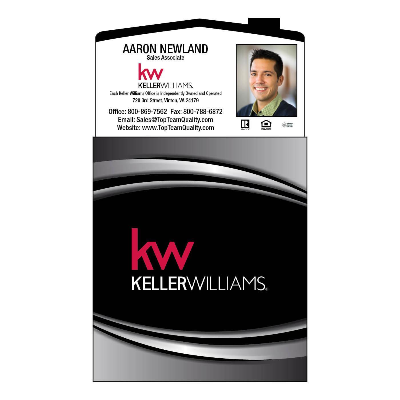 Keller Williams Magnetic Notepad