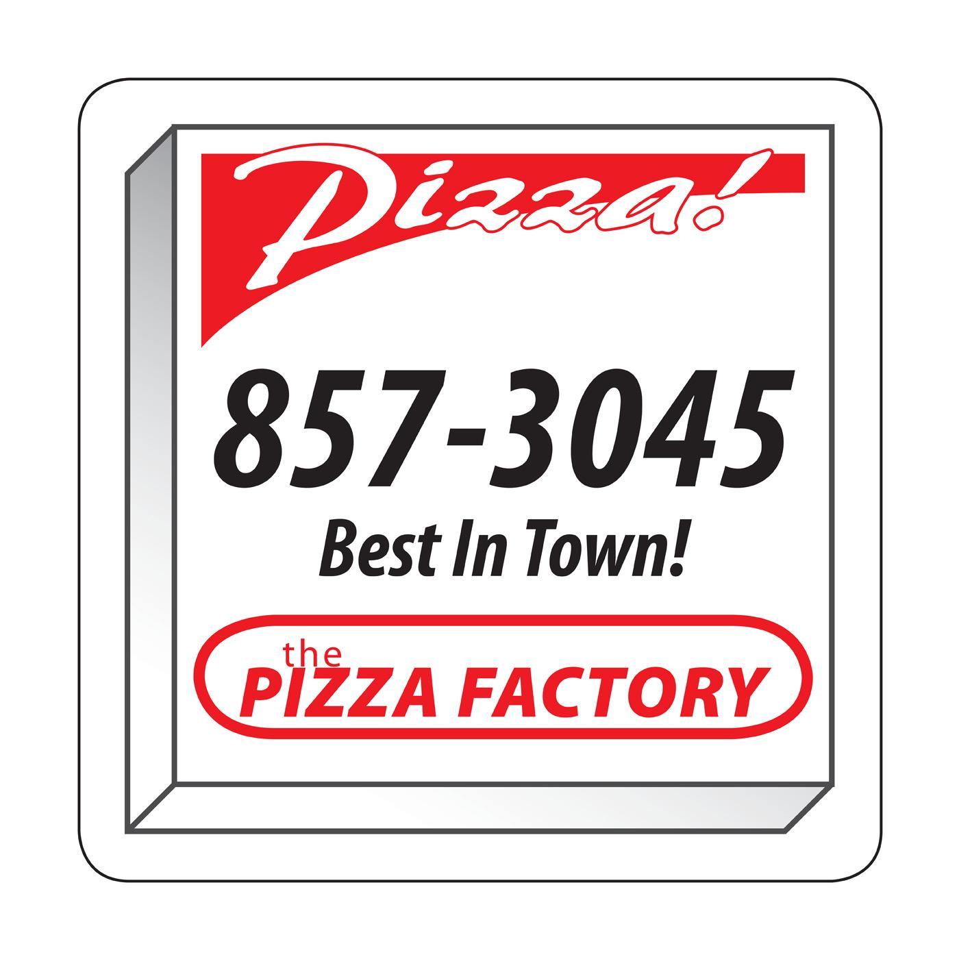 Pizza Box Refrigerator Magnet