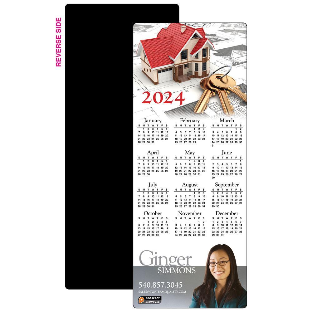 Calendar Magnet for Realtors