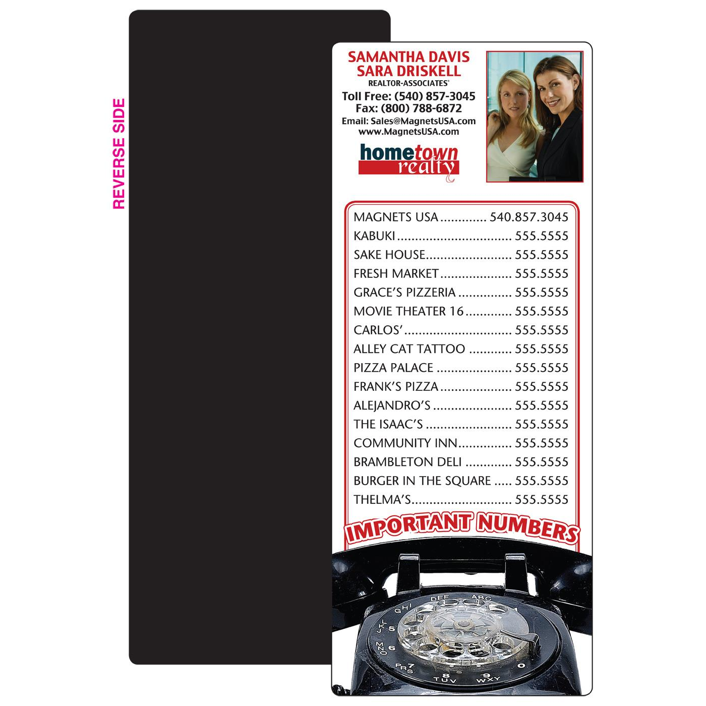 Phone List Full Magnet