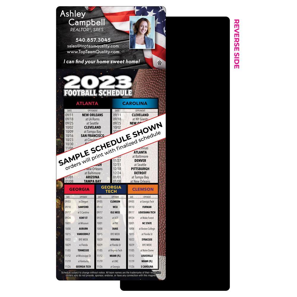 Football Marketing Magnet
