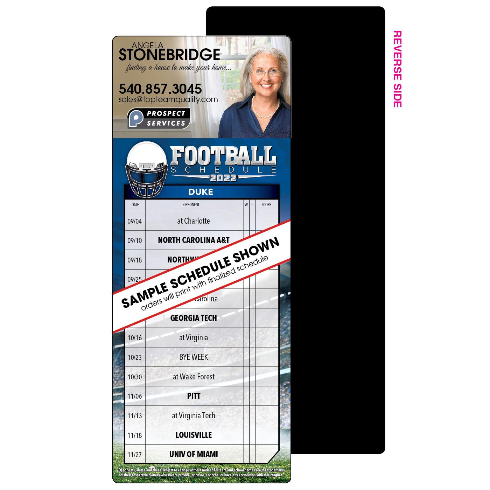 1-Team Football Full Magnet