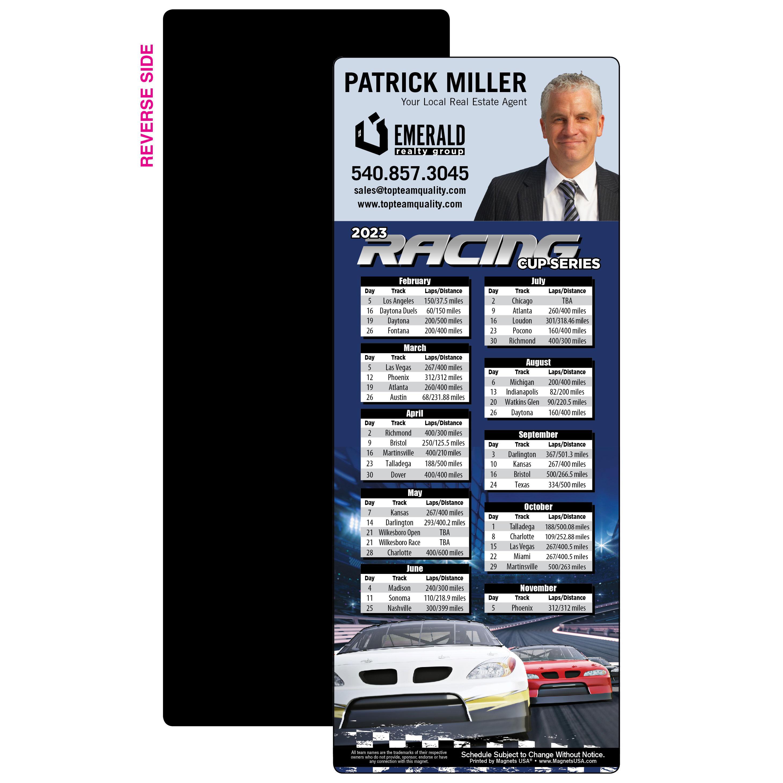 Full Magnet Racing Schedule
