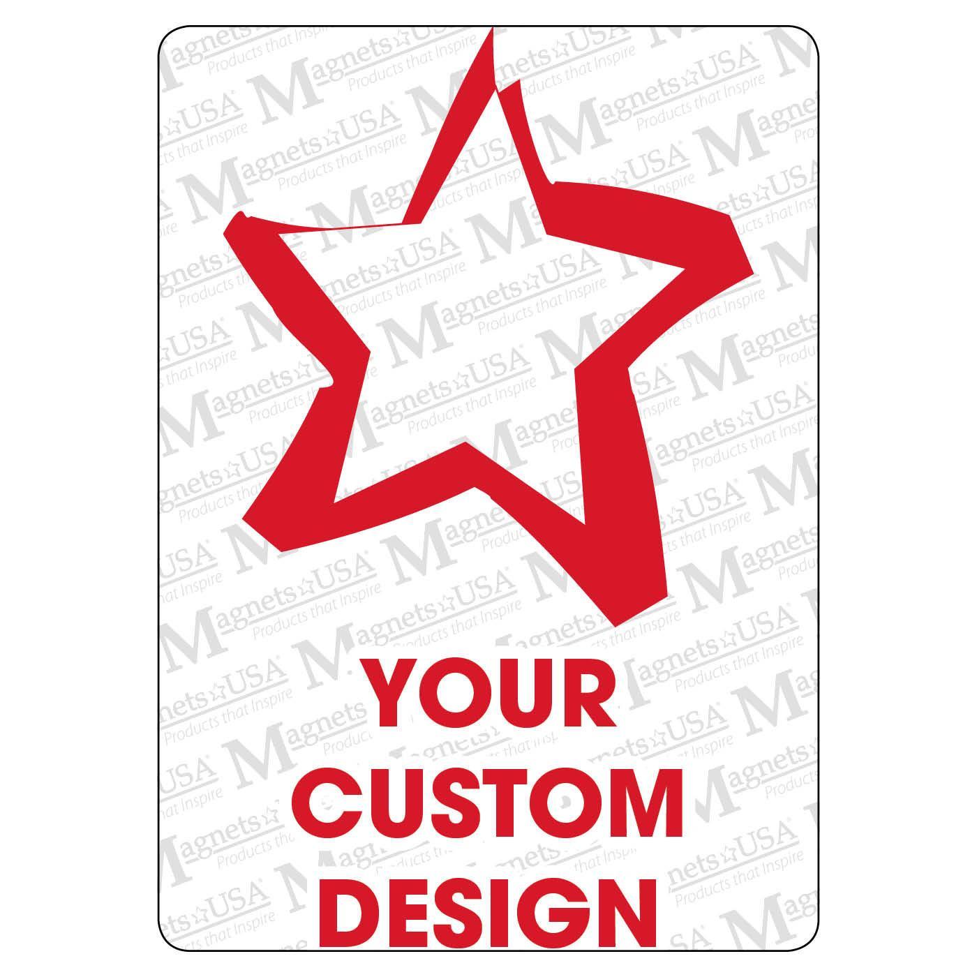 custom design fridge magnet
