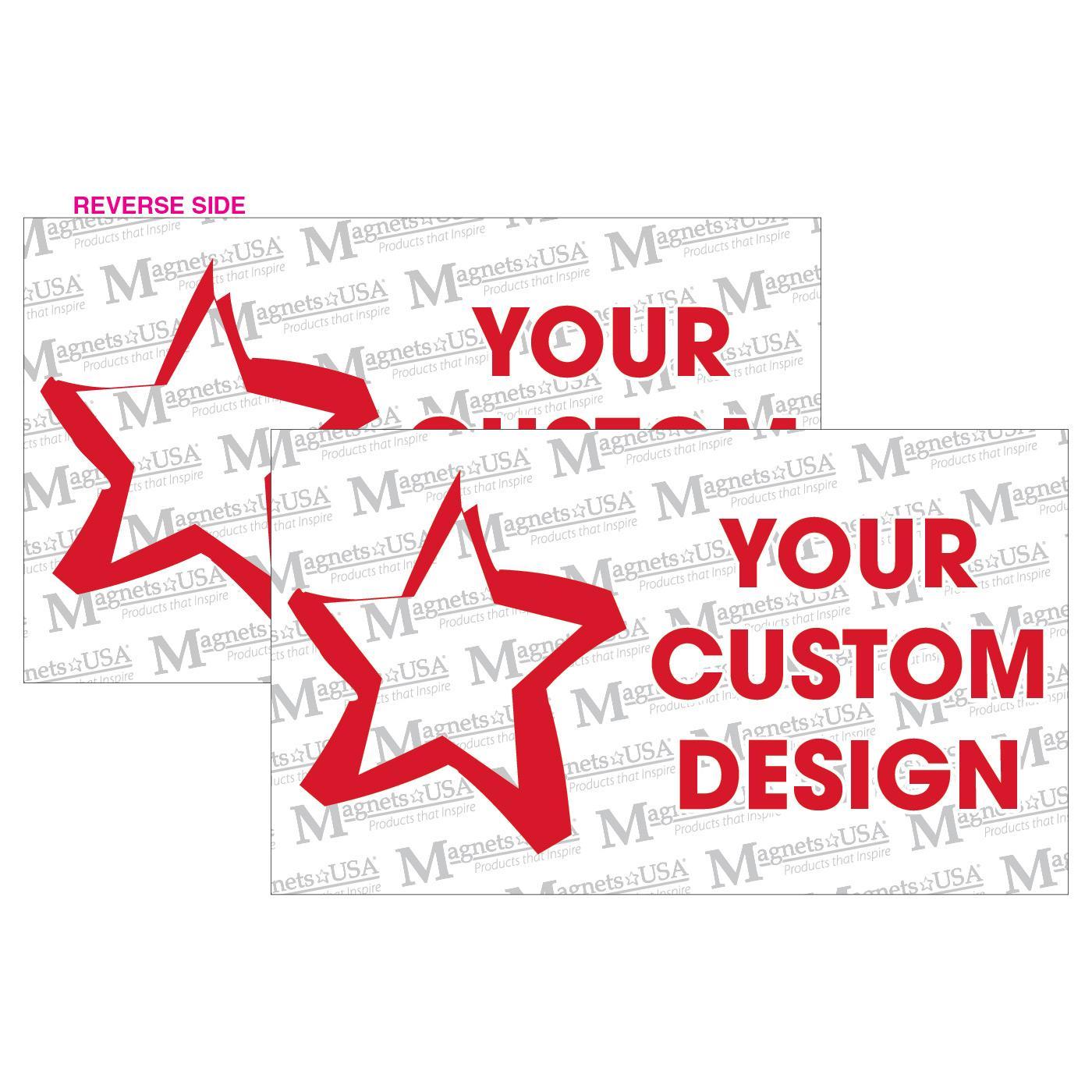 Custom Card Stock Mailing Insert