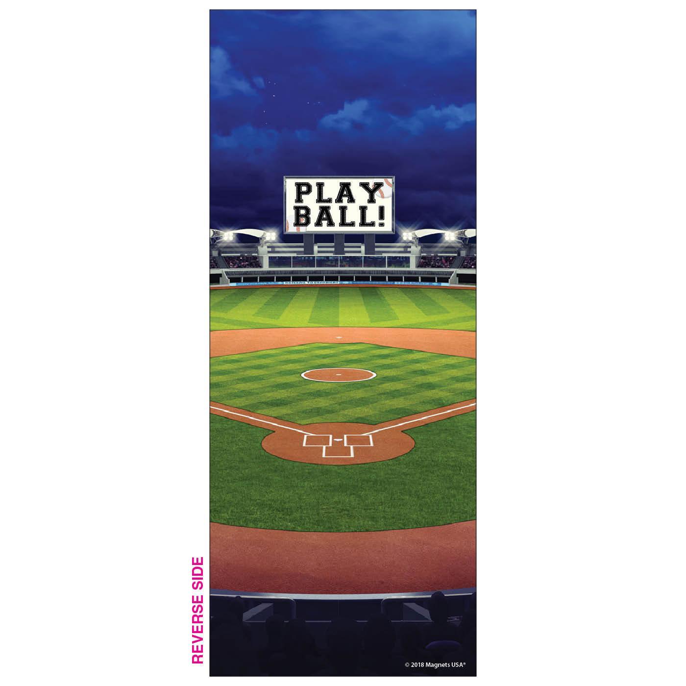 Baseball Personalized Insert
