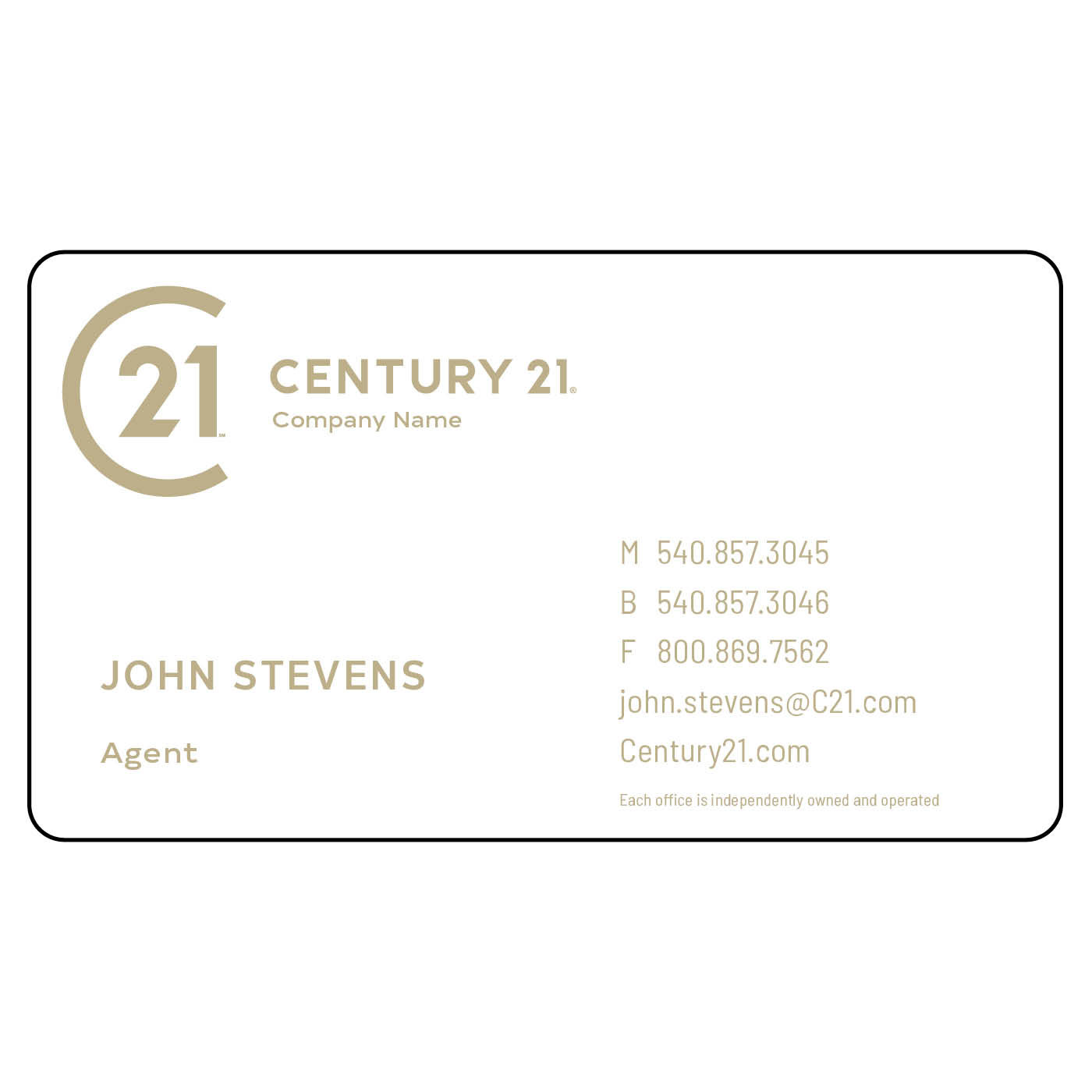 Magnetic Business Card | Magnets USA®