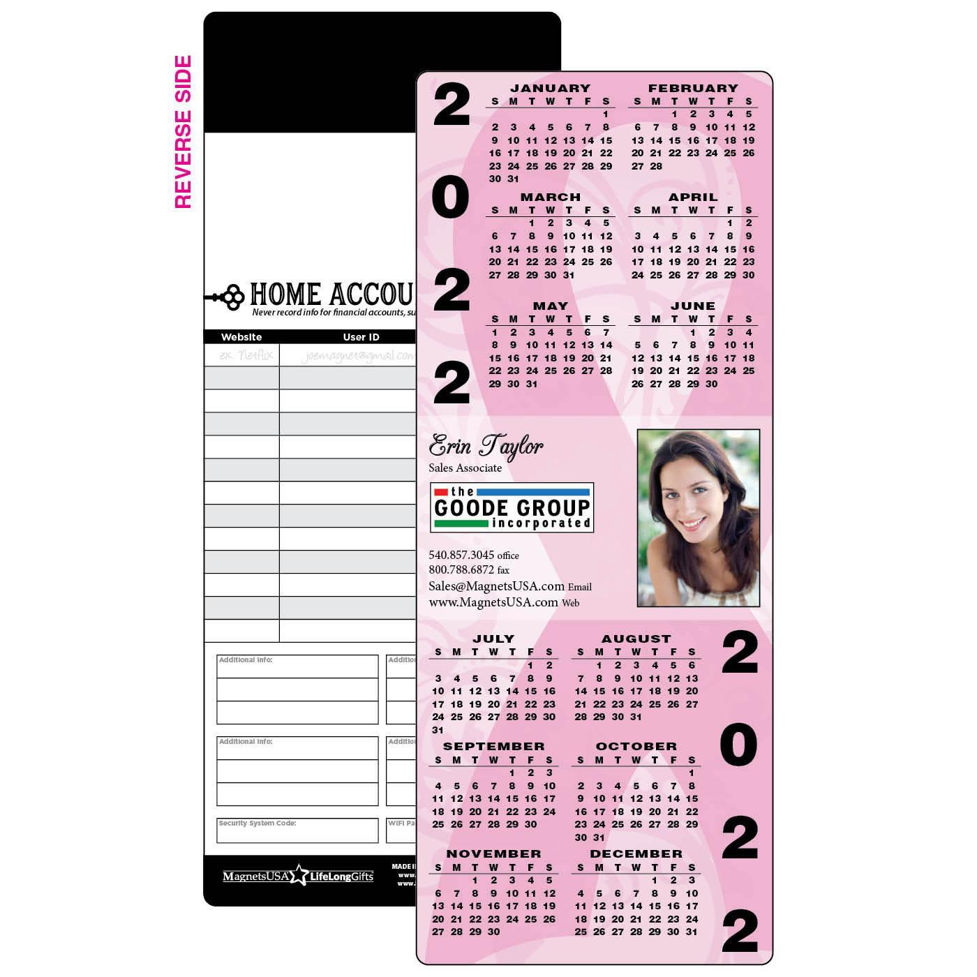 Find a Cure Calendar Magnet