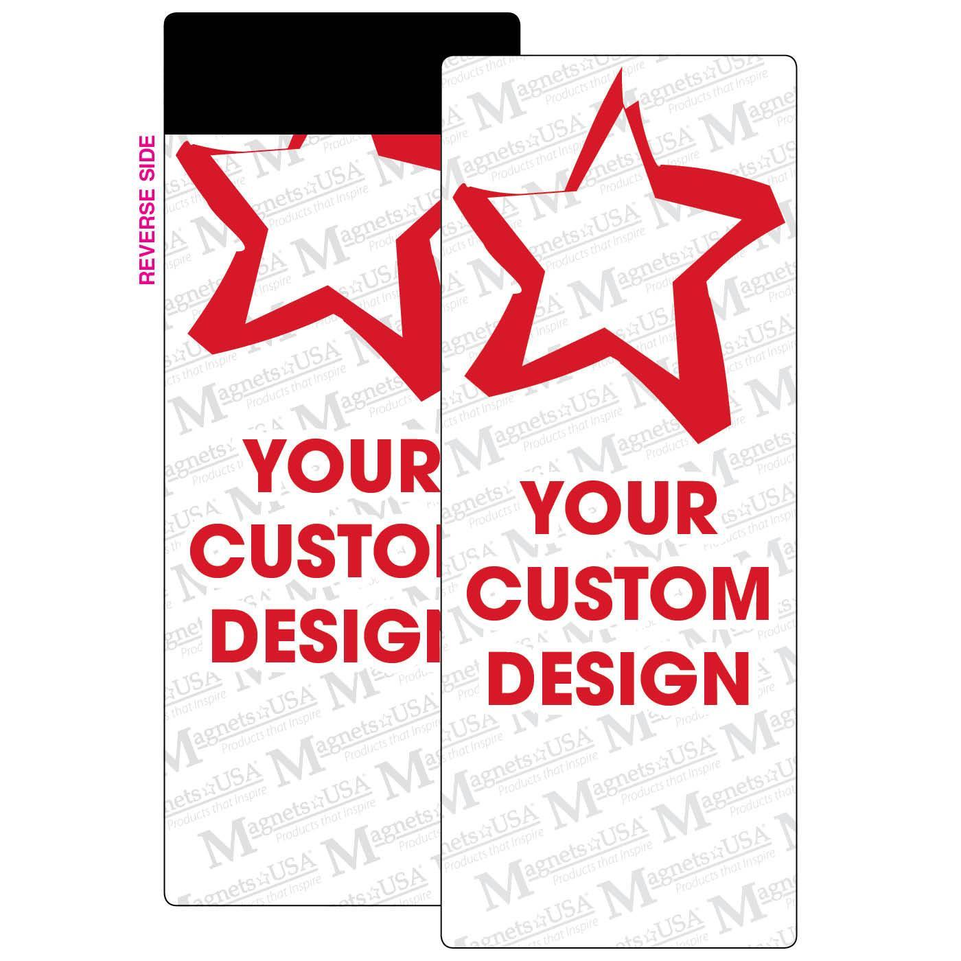 Custom Printed Magnetic Card