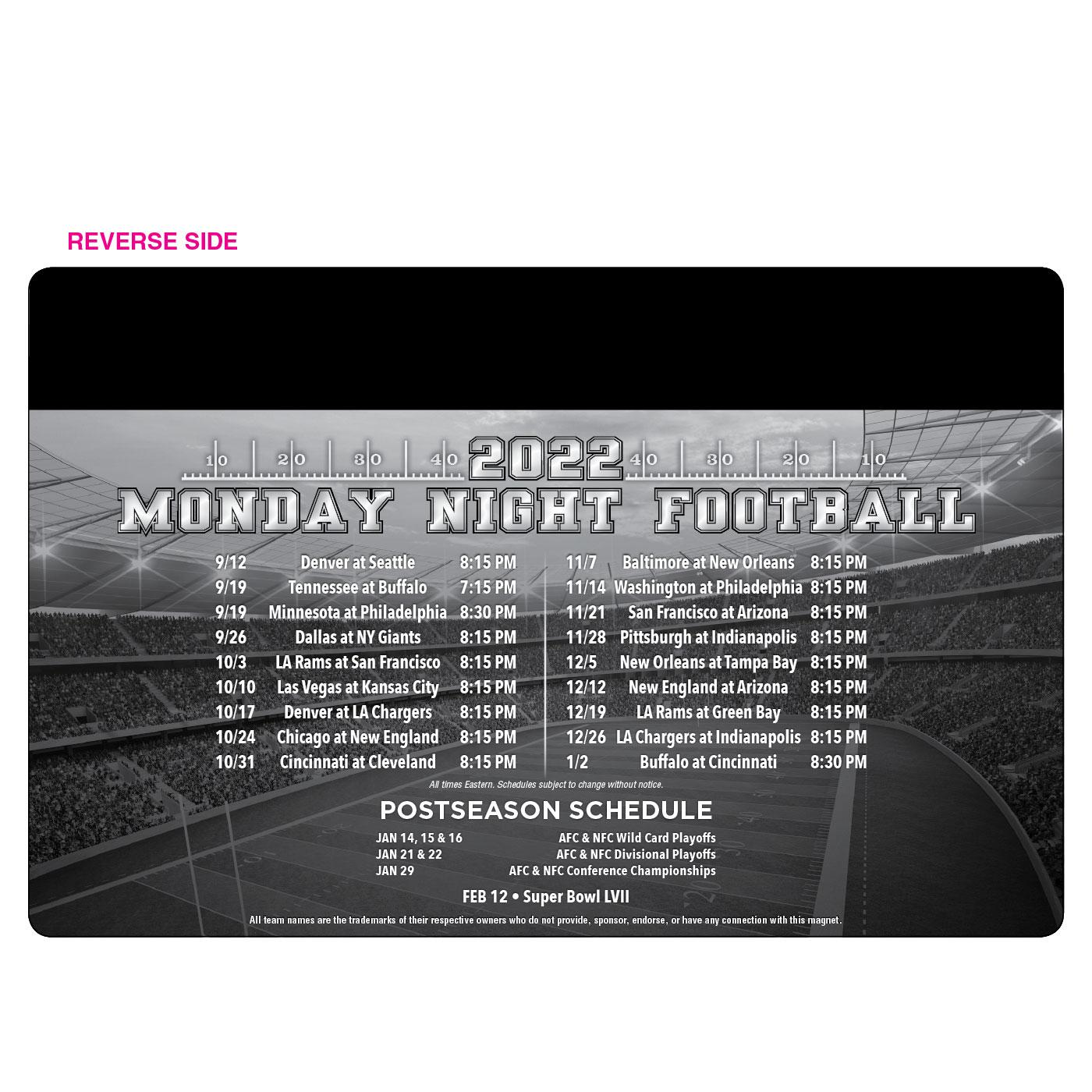 Redskins Capitals Sports Schedule