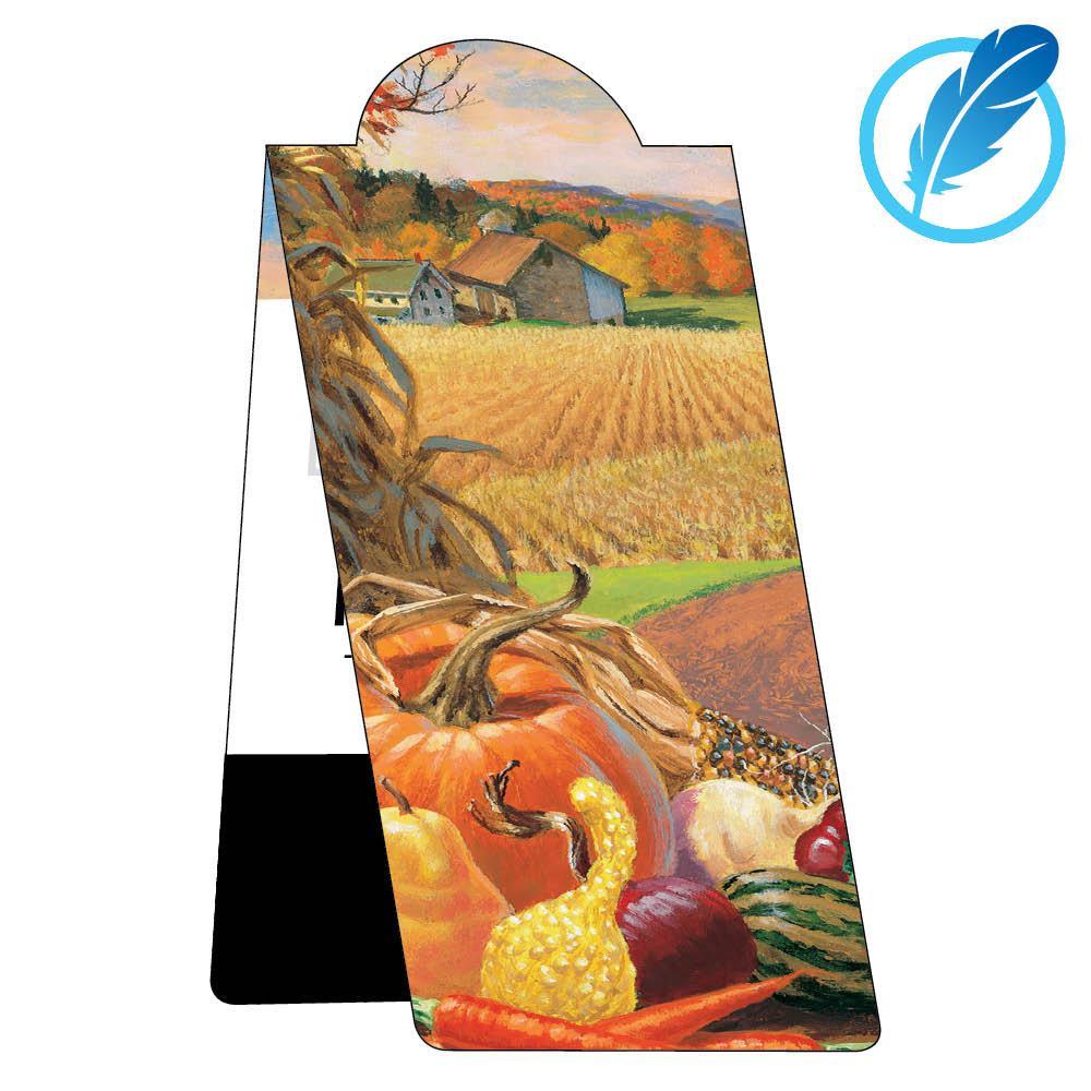 harvest magnetic bookmark