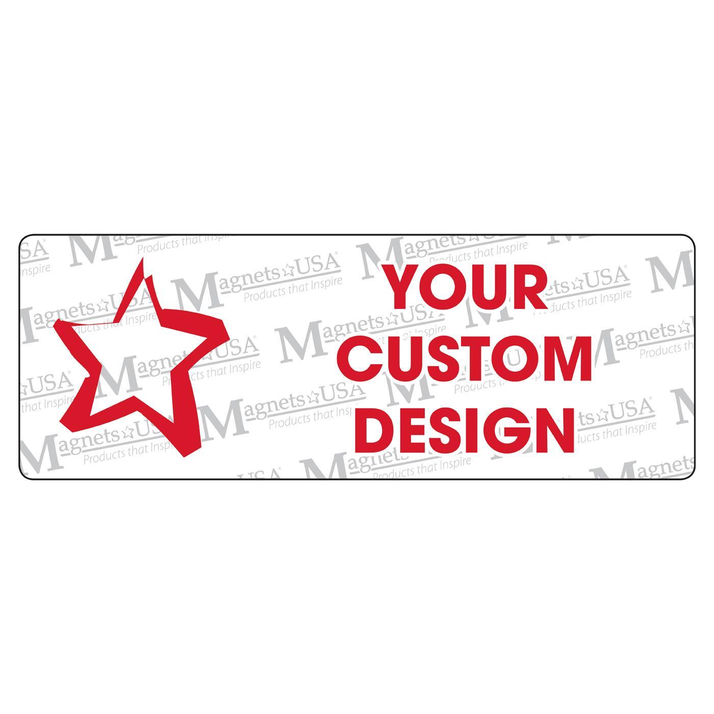 Custom Printed Fridge Magnet