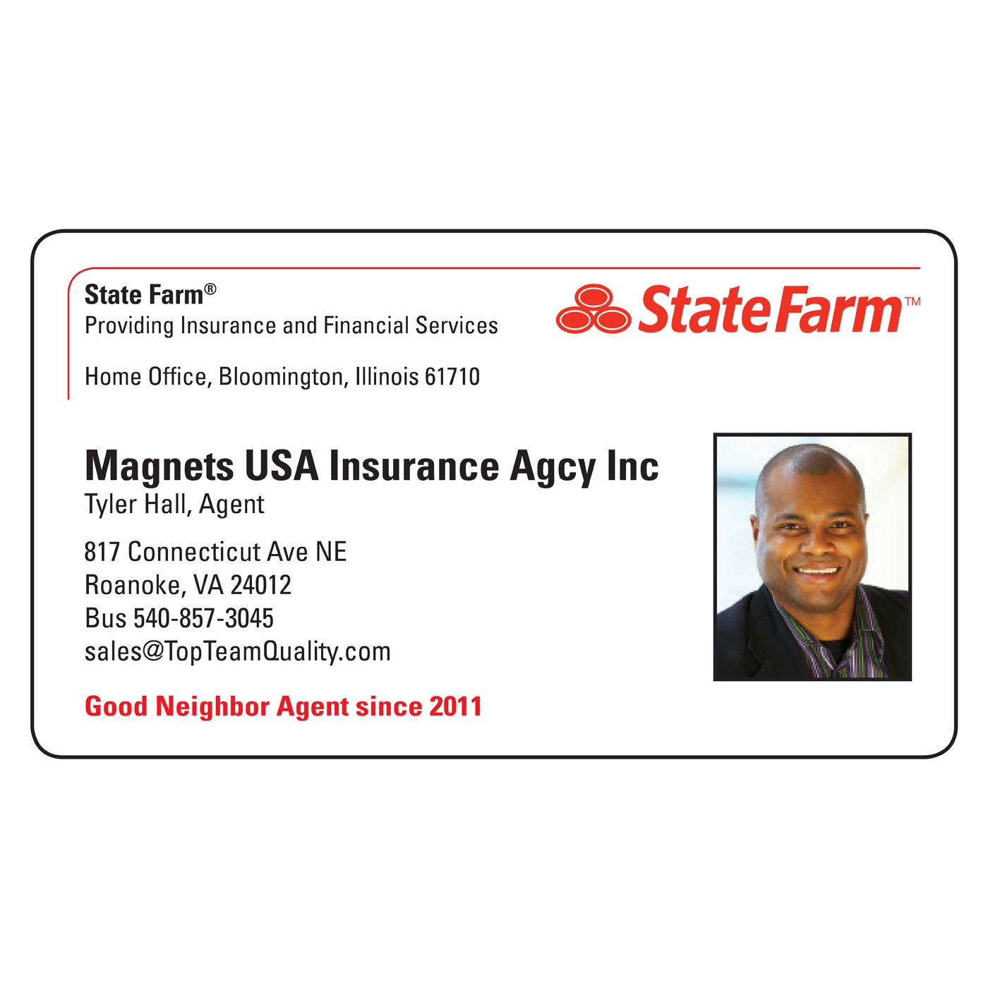 State Farm Magnetic Business Card | Magnets USA®