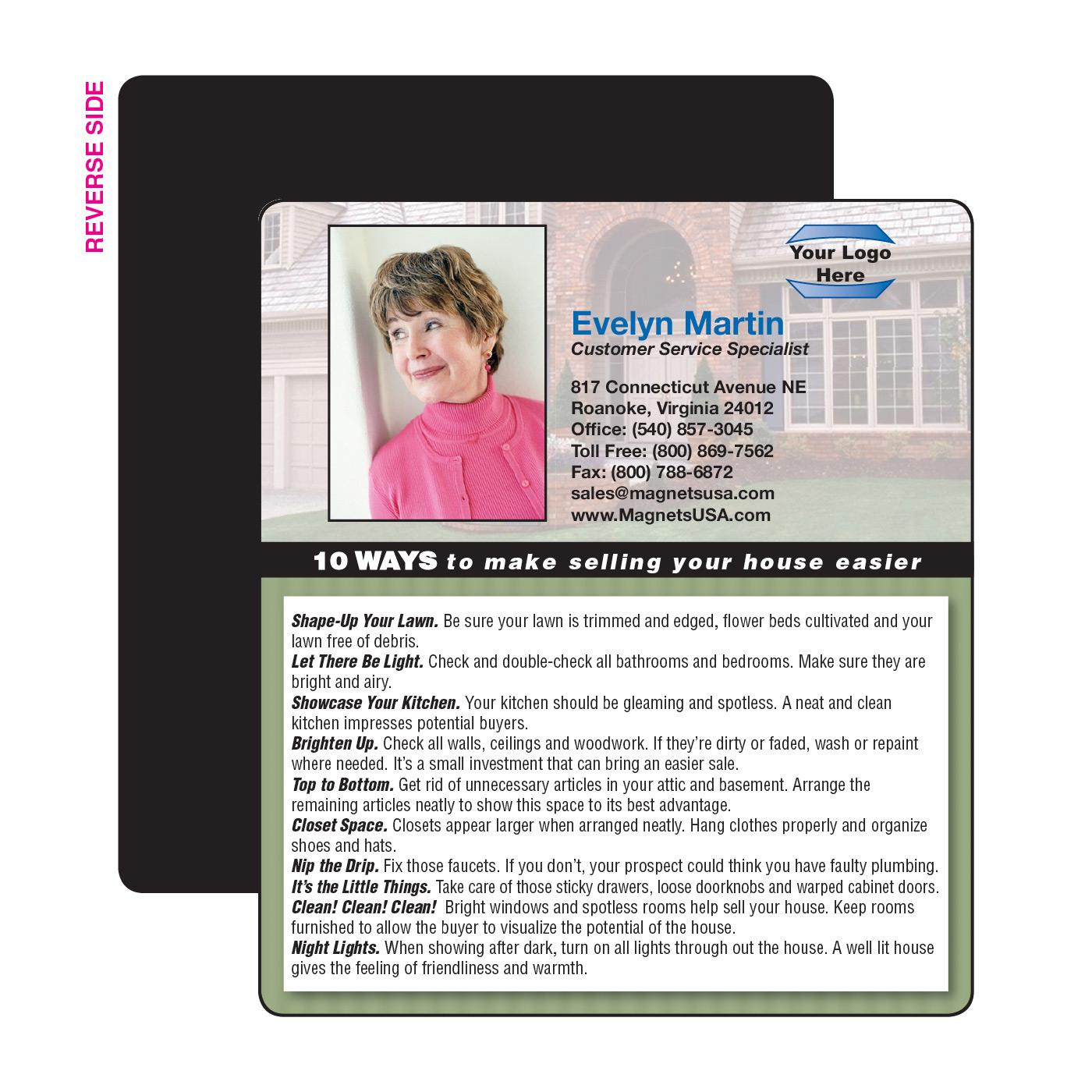 Home Selling Tips Magnet