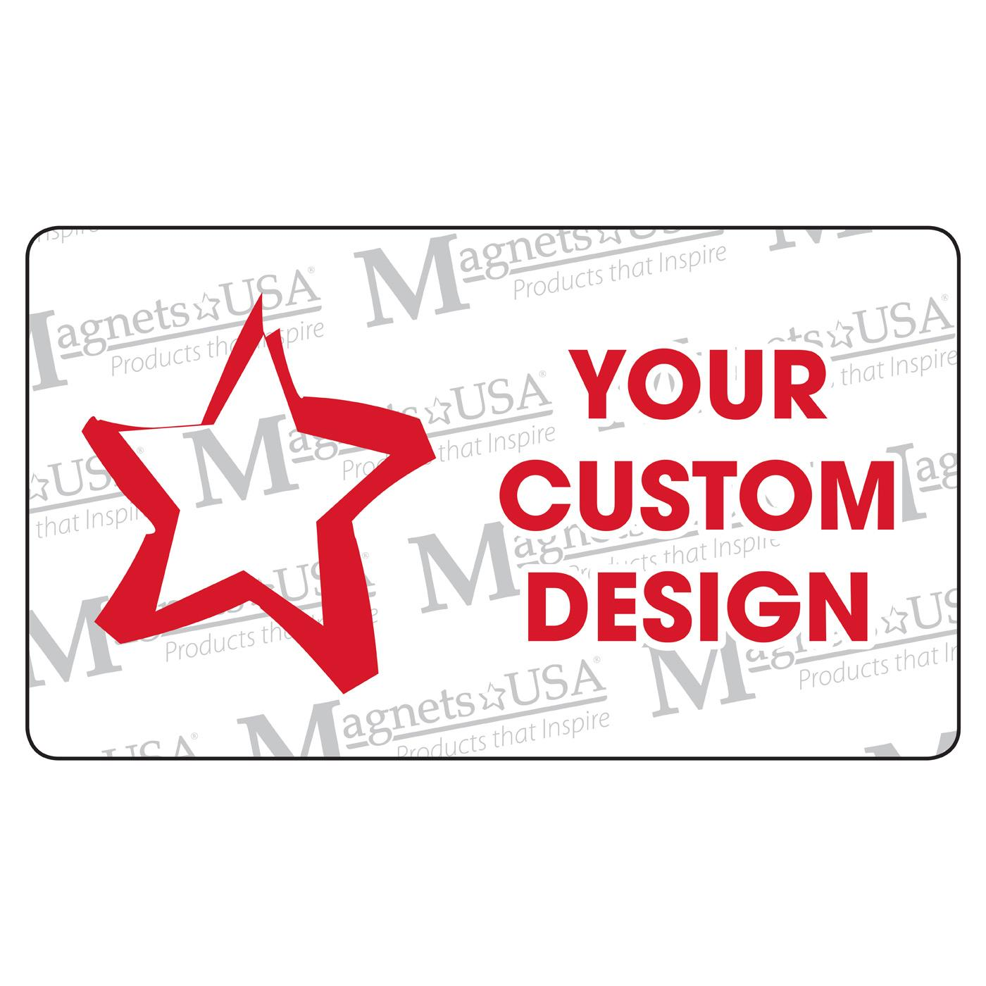 Custom Plastic Business Card | Magnets USA®