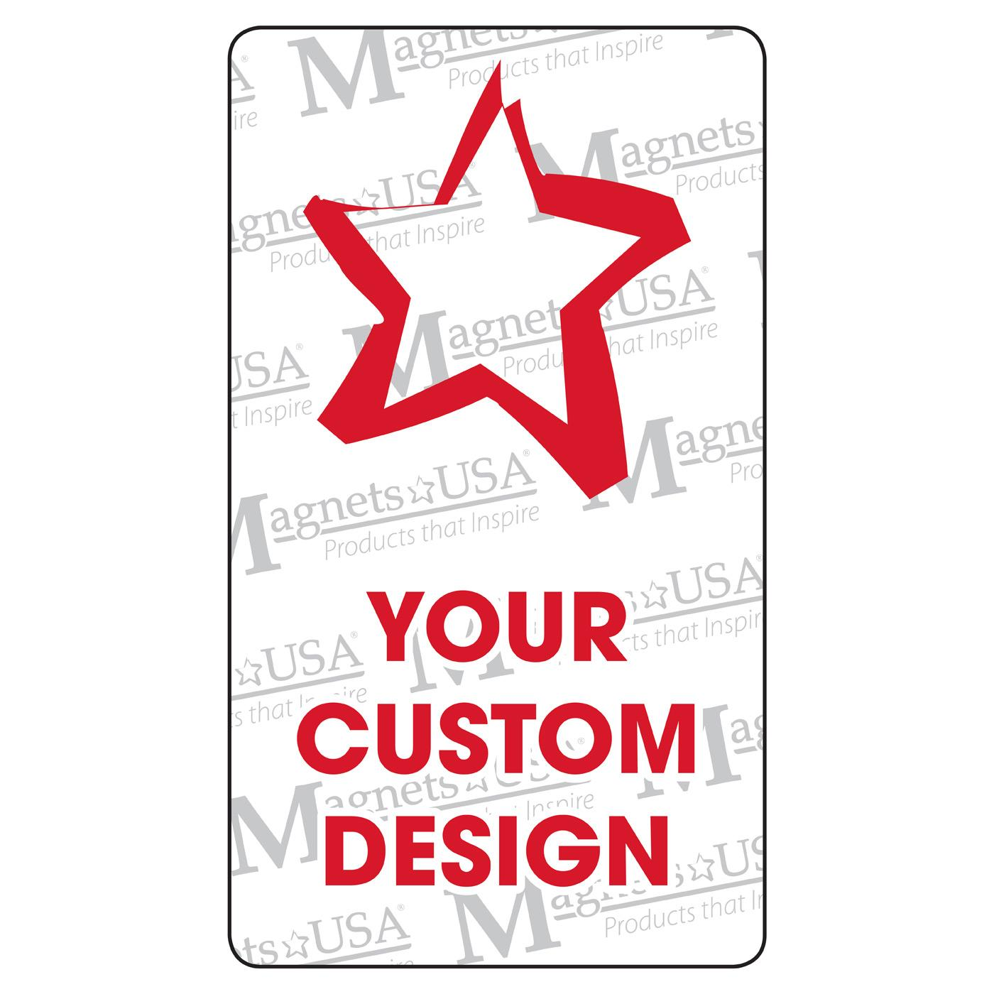 Plastic Business Cards | Magnets USA®